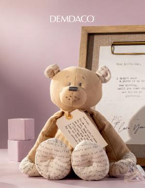 DEMDACO Baby Catalog Cover
