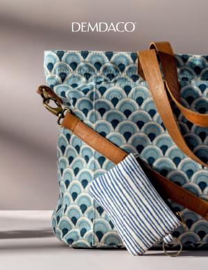 DEMDACO Fashion Catalog Cover