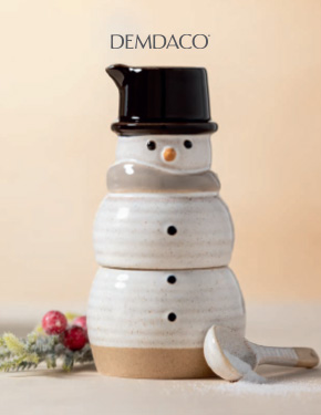 DEMDACCO Holiday Catalog Cover